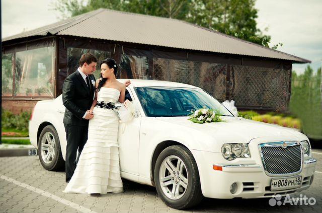 Липецк аренда авто на свадьбу
