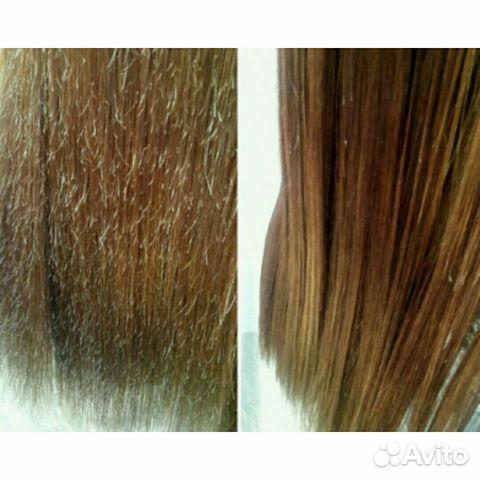 Шлифовка волос