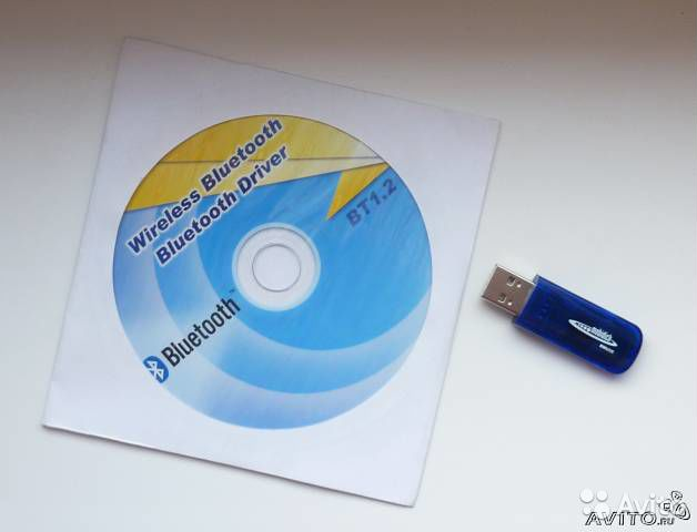 Bluetooth USB-Адаптер Mobidick BMU35