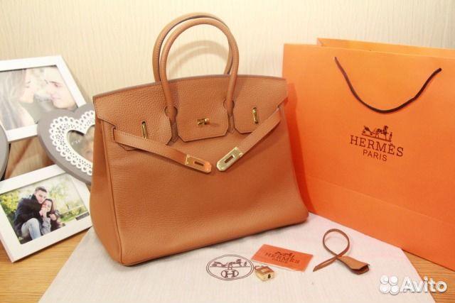 Как отличить оригинал сумки Hermes Аксессуары и
