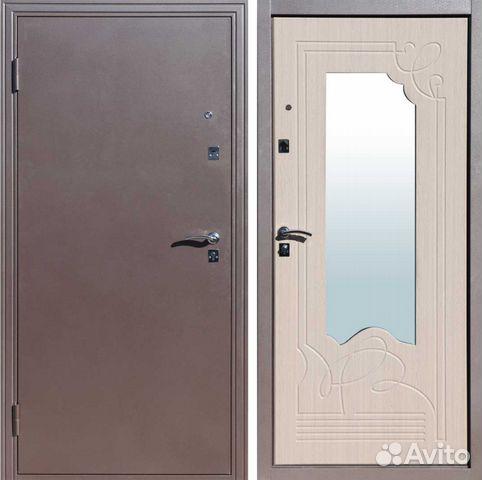 заказать входную металлическую дверь в москве юао