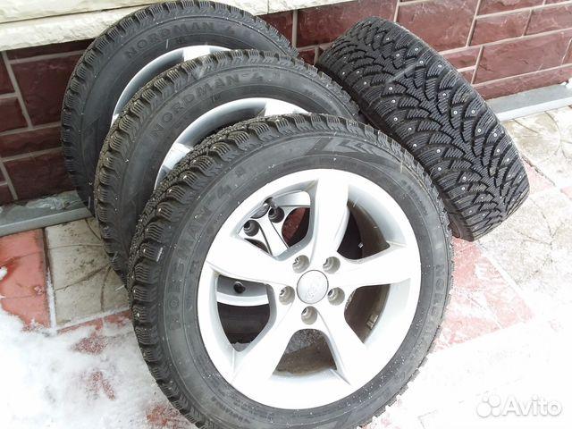 колеса зимние для фольксваген поло