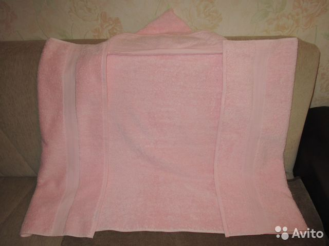 Конверт-полотенце для новорожденных Ralph Lauren