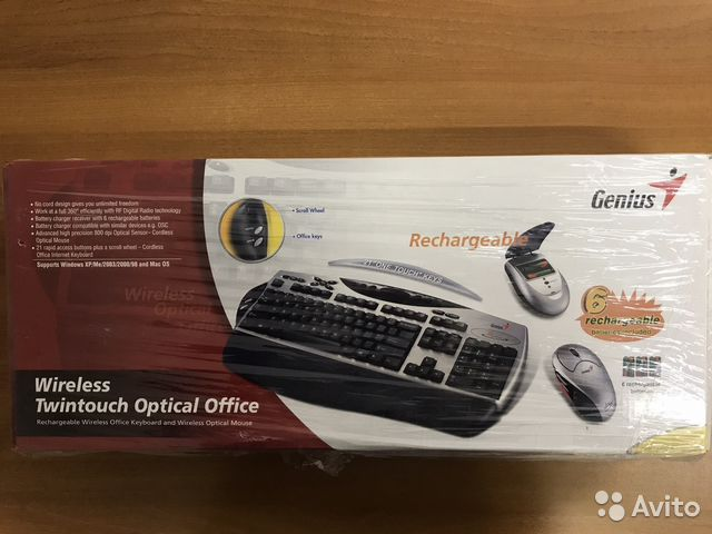 GENIUS WIRELESS TWINTOUCH OPTICAL OFFICE DRIVERS WINDOWS XP