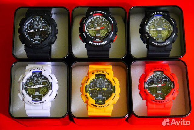 Продажа часов casio в казани