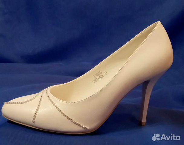 460eec100 Свадебные туфли, р.39 - Личные вещи, Одежда, обувь, аксессуары - Крым,  Симферополь - Объявления на сайте Авито