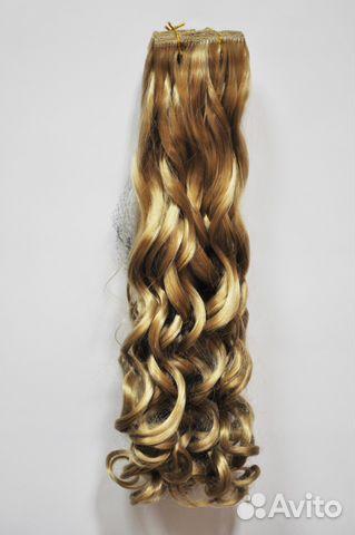 волосы на заколках в тц аквариум