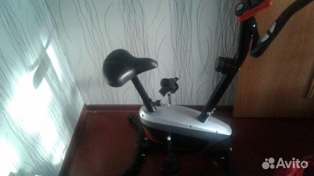 Велотренажер Iron Body 7041BK - фото 8