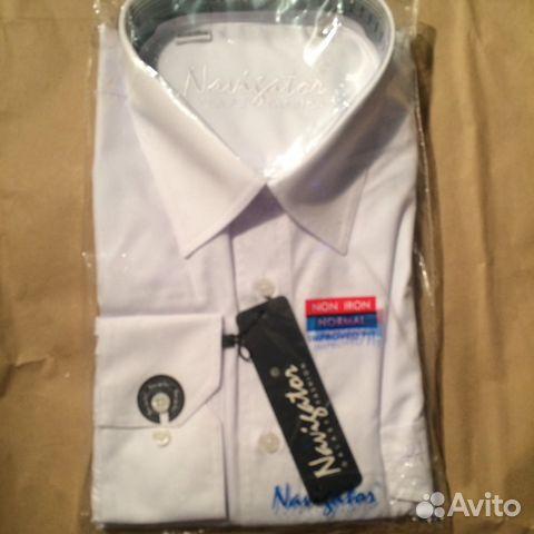 0a8f7624358 Мужская сорочка Navigator ворот 45 - Личные вещи