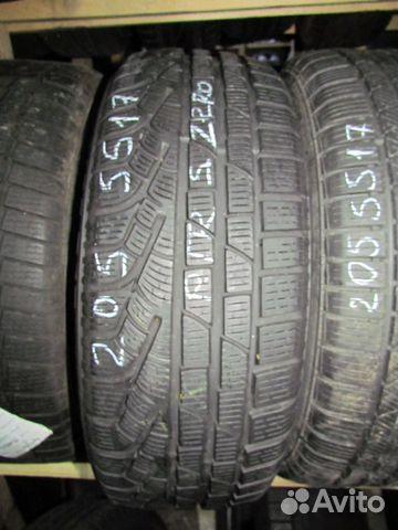 89211101675 Pirelli Scorpion Zero 205/55/17