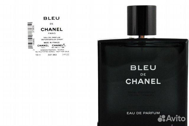 Chanel Bleu De Chanel Eau De Parfum 100 Ml тестер купить в москве на