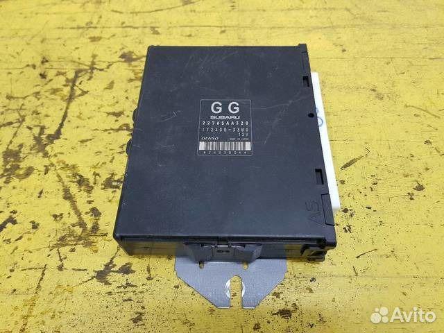 89625003353 Компьютер двс Subaru Forester, SH5