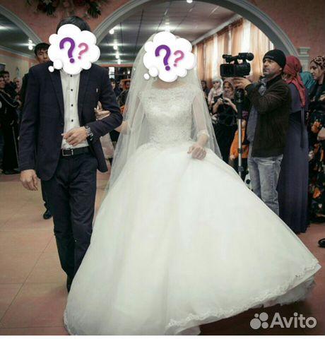 f94e3e168c8d30a Прокат Продажа Платье свадебное купить в Республике Дагестан на ...