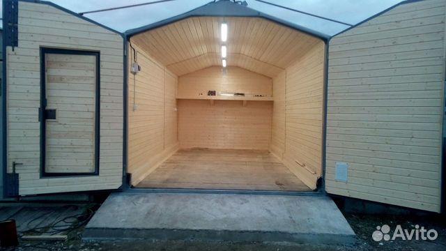 Ремонт металлических гаражей спб купить паровозик томас в гараже