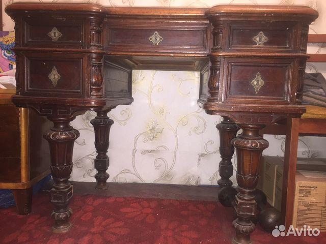 d30ce4d8e9240 Антикварный письменный стол купить в Санкт-Петербурге на Avito ...