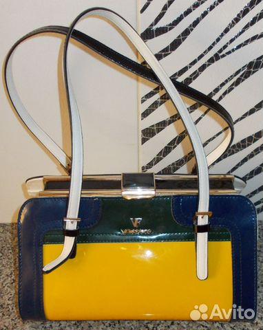 9867ed6231da Женская сумка VFabbiano, пляжная сумка Centre купить в Саратовской ...