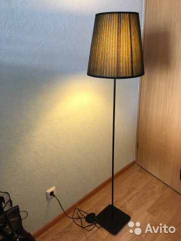 торшер Ikea напольный светильник Festimaru мониторинг объявлений