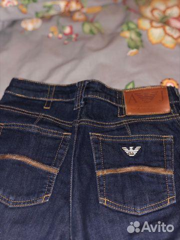 Джинсы Armani Jeans оригинал купить в Республике Крым на Avito ... 2320e3520b8
