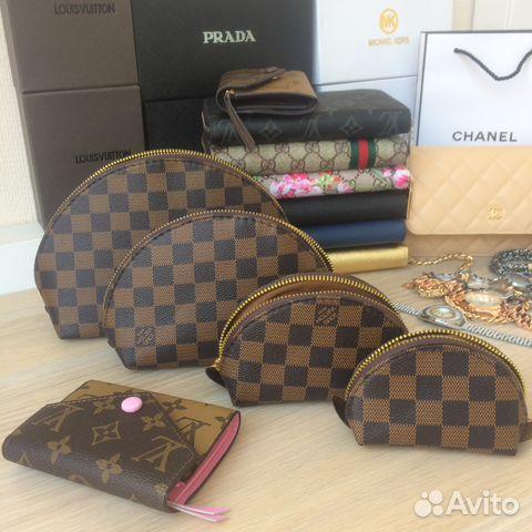 Новые косметички Louis Vuitton (LV) купить в Краснодарском крае на ... 6f66f77e711