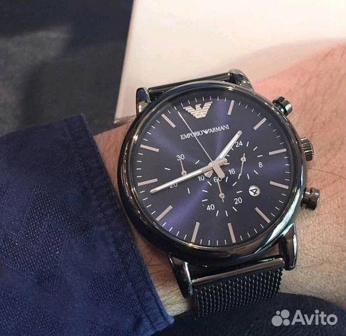 Emporio armani часы не оригинал на