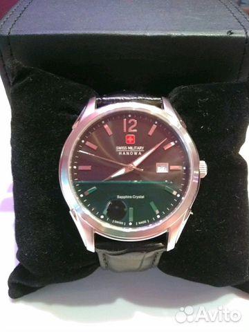 Швейцарские часы Swiss Military Hanowa 6-4157  8003f082a266e