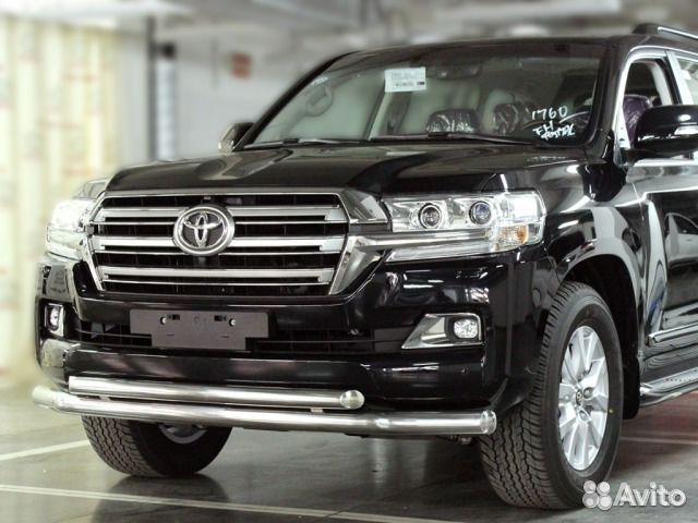 Аэродинамический обвес GR-Sport на Toyota Land Cruiser 200 | 480x640