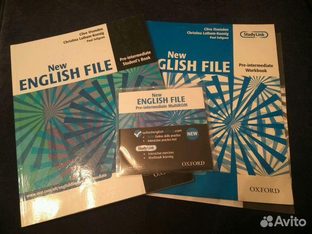 New file english к онлайн решебник pre-intermediate