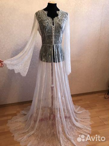 ef1da00c8a4 Будуарное платье