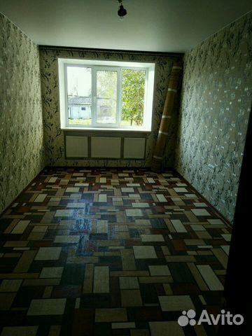 Продается двухкомнатная квартира за 1 370 000 рублей. Рязанская область, Захаровский район, село Захарово, Школьная улица, 16.