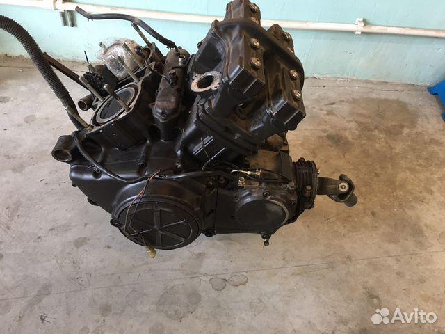 89831314444 Двигатель в разбор Yamaha V-Max 1200 2WE