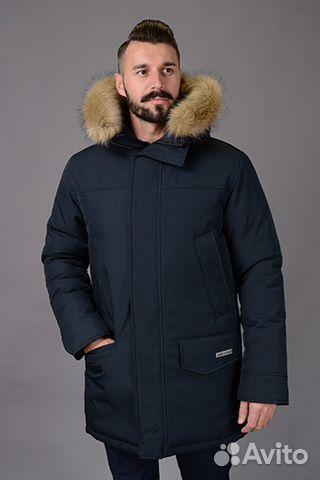 87eefc0c57b Куртка мужская зимняя Р-743