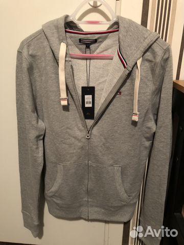Tommy Hilfiger hoodie новая толстовка худи свитшот купить в Санкт ... 050eeb0eaaee8