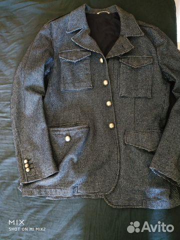6c44cedbdcb0 Итальянская куртка френч пиджак парка Geremia купить в Москве на ...