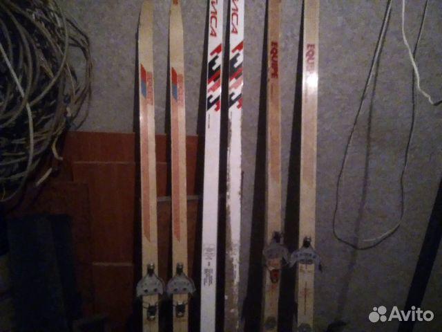 Беговые лыжи купить в Санкт-Петербурге на Avito — Объявления на ... 0e91f1e9881