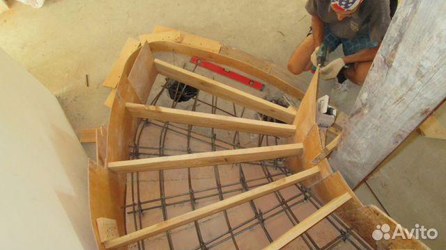 Монолитные лестницы 89524273873 купить 10