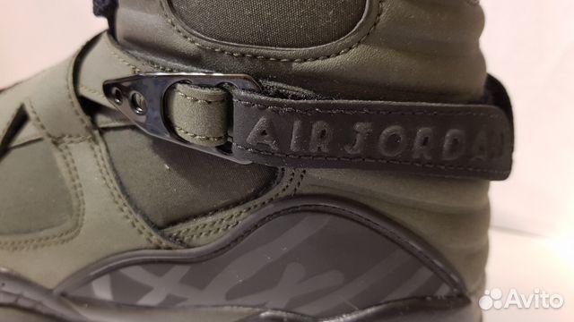 c39998b3 Nike Air Jordan Retro 8 BG 305368-305 us- 5-5.5Y купить в Москве на ...