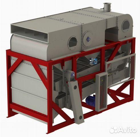 Зерноочистительная машина мзу-80-40-20 89275271145 купить 2