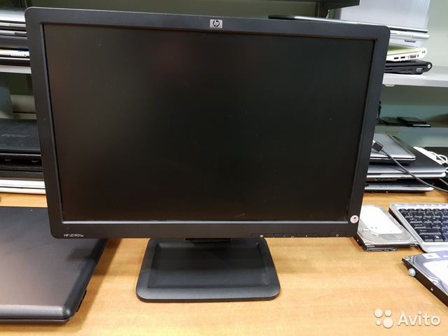 HP LE1901W DRIVERS FOR WINDOWS 10