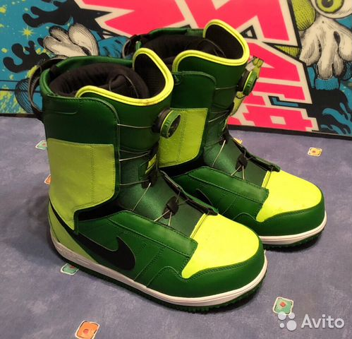 e59b0a05 Сноубордические ботинки Nike Vapen X BOA (44-45) | Festima.Ru ...