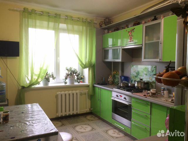 Продается четырехкомнатная квартира за 3 500 000 рублей. Ростовская область, Батайск, ул Северный Массив.