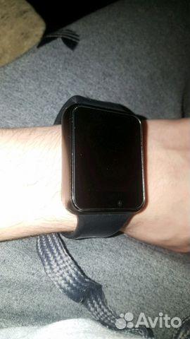 Умные часы W8 Bluetooth Smart Watch для любителей всего нового и недорогого