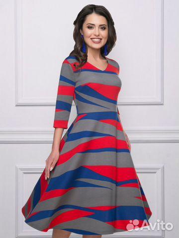 c0a25c0b30d Платье на каждый день 54 размер купить в Санкт-Петербурге на Avito ...