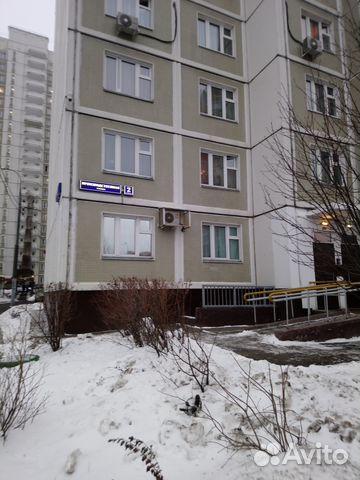 Продается четырехкомнатная квартира за 13 500 000 рублей. Москва, Производственная улица, 2к1.