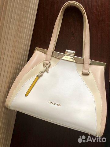 29cc02d1f5b6 Сумка брендовая Cromia Италия купить в Краснодарском крае на Avito ...