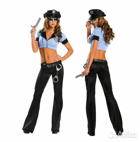 Фото девушки в костюме полицай фото 599-286