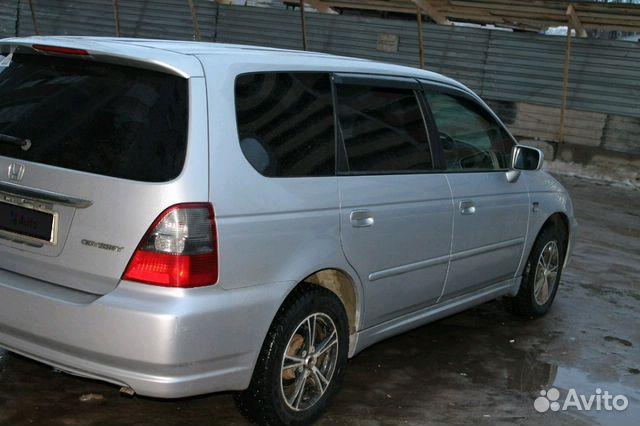 Honda Odyssey, 2002 89129333257 купить 7