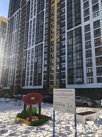 Продается однокомнатная квартира за 4 050 000 рублей. г Санкт-Петербург, ул Парашютная, д 65 сооружение 1.