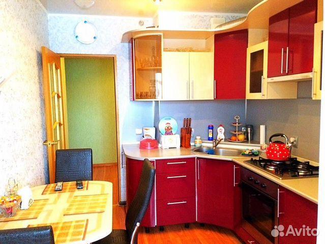 Продается трехкомнатная квартира за 4 500 000 рублей. Михаила Сидорова, 3.