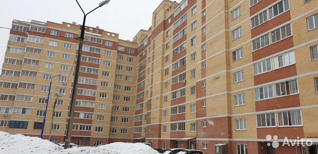 Продается однокомнатная квартира за 2 930 000 рублей. Московская обл, г Сергиев Посад, ул Пограничная, д 30А стр 3.
