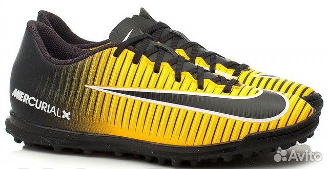4b73a155 Кроссовки Nike MercurialX Vortex III TF купить в Волгоградской ...
